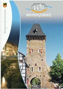 Informationsborschüre Stadt Bad Münstereifel