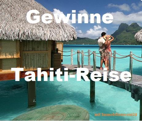 Tahiti-Reise gewinnen