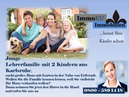 Lehrerehepaar mit 2 Kindern und Hund sucht Einfamilienhaus in Rheinbach und Umgebung