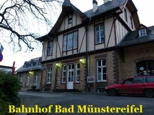 Bahnhof Bad Münstereifel