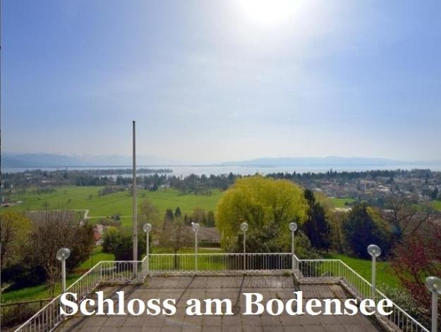 Ein eigenes Schloss am Bodensee kann jetzt Wirklichkeit werden, mit dem nötigen Kleingeld dürfen Sie jetzt fleißig mitbieten. ZUM EXPOSE > hier klicken