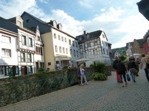 Fußgängerzone in Münstereifel