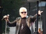"Heino in ""action"""